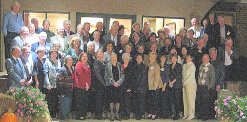 East High School Class of 1961 - 50 Year Reunion, October, 2011