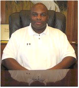 Eric Harris, a 1991 graduate of East, was appointed prnicipal of the school in June, 2010.