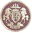 Crest of East High School -- Honor