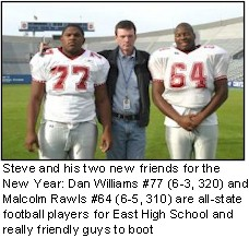Malcolm Rawls and Dan Williams