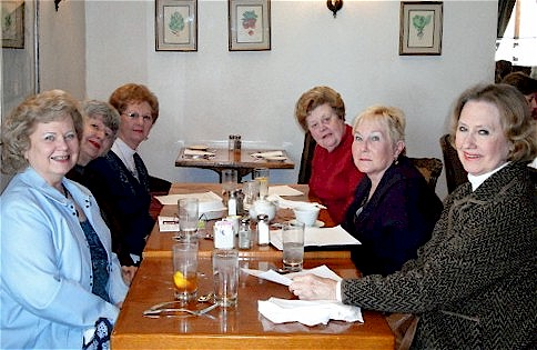 Class of 1955 on-going lunches and dinners