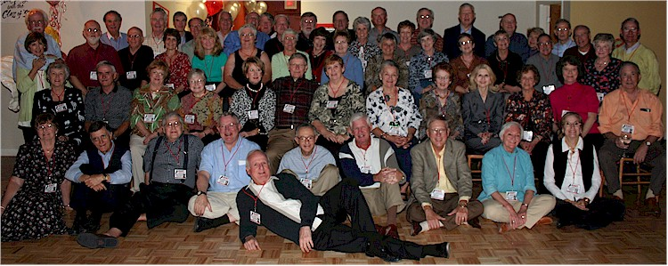 Class of 1959 Reunion in 2009