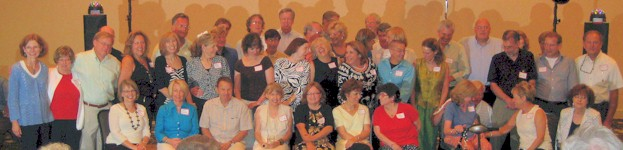 Class of 1970, 40-Year Reunion, July, 2010