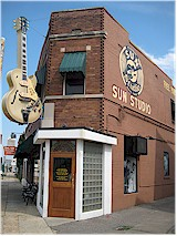 Sun Studio - birthplace of Rock 'n' Roll